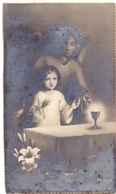 Devotie - Devotion - Communie Communion - Jeanne Debal - Ypres - Ieper 1935 - Communion