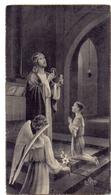 Devotie - Devotion - Communie Communion - Maurice Wullaert - Tielt 1933 - Communion
