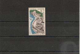 NOUVELLE CALÉDONIE P.A. Années 1955/62 N°Y/T : 70* Côte: 12,50 € - Poste Aérienne