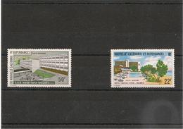NOUVELLE CALÉDONIE P.A. Années 1974/75 N°Y/T :153-161** - Poste Aérienne
