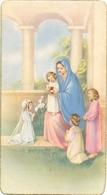 Devotie - Devotion - Communie Communion - Marie Louise Homblé - Boechout 1941 - Communion