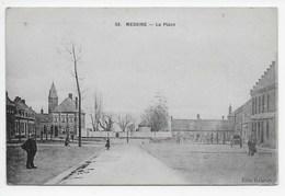 Messine - La Place - Mesen