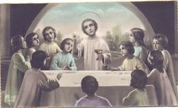 Devotie - Devotion - Communie Communion - Laurette De Buysscher - Gentbrugge 1934 - Communion
