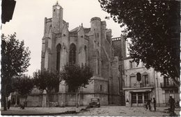 CAPESTANG  -  La Cathédrale - Capestang
