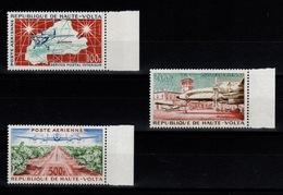 Haute-Volta - Poste Aerienne YV PA 1 à 3 N** - Haute-Volta (1958-1984)