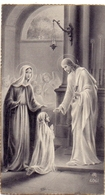 Devotie - Devotion - Communie Communion - Elza Poriau - Gent 1934 - Communion