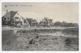 Knocke S/Mer - Le Zoute - Les Villas - Knokke