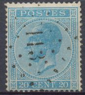 Nr. 18 -  Erezee - 1865-1866 Profile Left