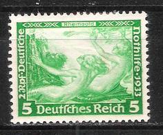 Reich 472 Neuf * Dentelé 14x13 Michel 501A - Allemagne