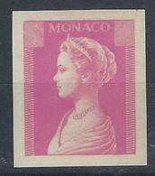 MZ--290.  BEL  ESSAI DE COULEUR , SANS FACIALE, PRINCESSE GRACE, N° 482,  *  ,  TTB,  LIQUIDATION, A Saisir - Monaco