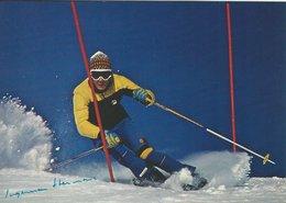 Ingemar Stenmark - Skiing.. B-3253 - Winter Sports