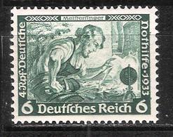 Reich N° 473 Neuf * Dentelé 14x13 Michel 502A - Allemagne