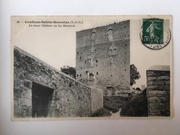 Conflans Sainte Honorine - Le Vieux Chateau Ou La Baronnie - Conflans Saint Honorine