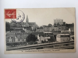 Conflans Sainte Honorine - Vue Générale - Conflans Saint Honorine