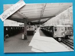 Berlin-Zehlendorf, U-Bahnhof Krumme Lake, 1960 - Zehlendorf