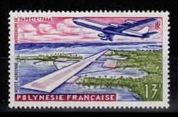 Polynesie - PA 5 N** Aeroport Faaa Cote 4 Euros - Poste Aérienne