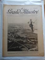 LE GRAND ILLUSTRE N° 12 Du 5/6/1904 FUNAMBULE ALFRED CHAPUIS DE SALEVE - FETE DES ENFANTS A MADAGASCAR - Newspapers