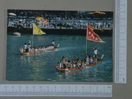 HONG KONG - DARGON BOAT FESTIVAL -  CHINA -   2 SCANS  - (Nº26239) - Chine (Hong Kong)