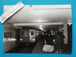 Berlin-Kreuzberg, U-Bahnhof Moritz Platz, Kinderwagen, 1960 - Kreuzberg