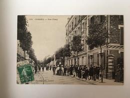 Corbeil - Rue Feray - Corbeil Essonnes