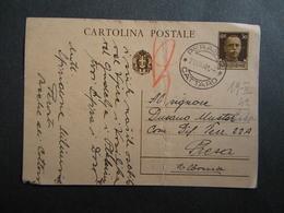 WW2 - ITALY OCCUPATION OF MONTENEGRO 1942- -PERASTO - CATTARO - 1941 - 9. Occupazione 2a Guerra (Italia)