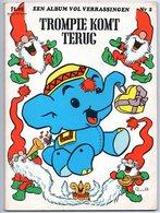 Trompie Komt Terug / Nr° 2 - Door Ruue A. - Uitgegeven In 1970 - Boeken, Tijdschriften, Stripverhalen