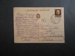 WW2 - ITALY OCCUPATION OF MONTENEGRO 1942- -PERASTO - CATTARO- 1942 - Montenegro