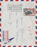 Le Port Réunion 1967 - Flamme Ville D'avenir - Lettres & Documents