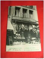 CHARLEROI - MARCHIENNE-AU-PONT  - Le Bazar De La Gare -  1906   -  ( 2 Scans ) - Charleroi