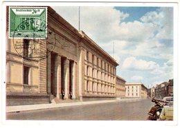3. Reich: Maximumkarte Reichskanzlei - Deutschland