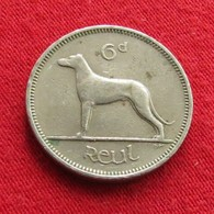 Ireland 6 Pence 1959  KM# 13a Irlanda Irlande Ierland Eire - Ireland