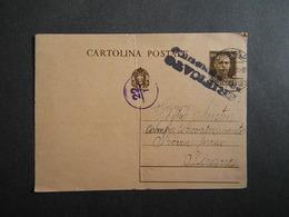 WW2 - ITALY OCCUPATION OF MONTENEGRO - MORIGNO - TIRANE 1942 - 9. WW II Occupation (Italian)