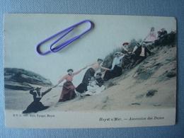 HEIST : Ascension Des Dunes Avant 1906 - Knokke