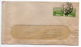 Japon --1931 --Lettre  Pour Limoges (France) --paire De Timbres,cachets --enveloppe à Fenêtre-- - 1926-89 Emperor Hirohito (Showa Era)
