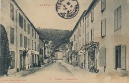 CPA - France - (81) Tam - Vabre - Grand'Rue - Vabre