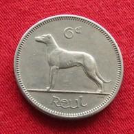 Ireland 6 Pence 1960  KM# 13a Irlanda Irlande Ierland Eire - Ireland