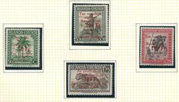150/153 XX Timbre Neuf / Postfris MNH 4 V./ W. 18,00€ - Ruanda-Urundi