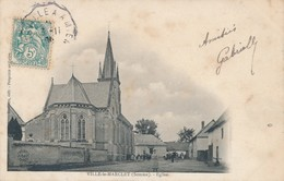 CPA - France - (81) Tam - Ville-le-Marclet - Eglise - France