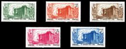 INDE N°118/22, Révolution, Série Complète. TB  Qualité: **  Cote: 78 Euros - India (1892-1954)