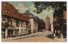 Haguenau (Haut-Rhin) Rue Des Chevaliers - Haguenau