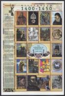 Millennium, Guinea Sc1824 Expansion Of Knowledge, King Sejong..., Millénaire - Other