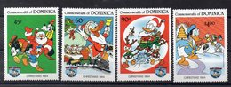 DOMINIQUE   Timbres Neufs **  De  1984 ( Ref 5808 )  Disney - Donald - Dominique (1978-...)