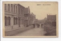 CPA 62 GRENAY Rue De Grenay - France