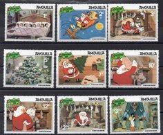 ANGUILLA   Timbres Neufs **  De  1981 ( Ref 5809 )  Disney - NOEL - Anguilla (1968-...)