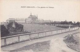 Mont Des Cats (59) - Vue Générale De L'Abbaye - France