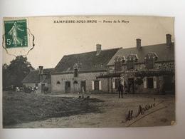 Dampierre Sous Brou - Ferme De La Haye - Andere Gemeenten