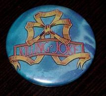 Killing Joke Button Badge - Musique Punk Rock Métal Année 80 Vintage - Badge épingle Diam 25 Mm - Objets Dérivés