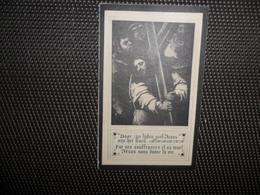Doodsprentje ( F 159 )  Van Dierdonck / Van Wonterghem  -  Thielt  Tielt  -  1918 - Overlijden