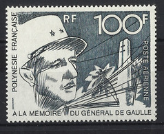 POLINESIA FRANCESA ** A-70 En Nuevo. - Polynésie Française
