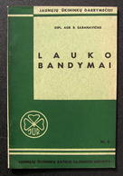 Lithuanian Book / Lauko Bandymai 1940 - Books, Magazines, Comics